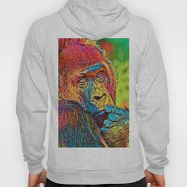 AnimalColor_Gorilla_015_by_JAMColors Hoody