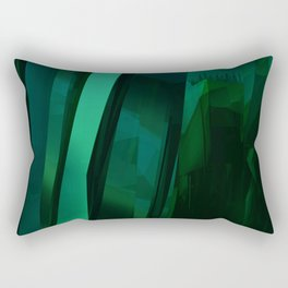 Boards of Canada 01 Rectangular Pillow