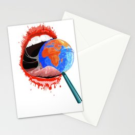 Global consumption Stationery Cards