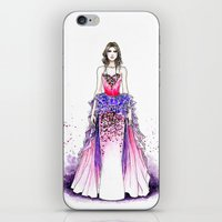 sparkle iPhone & iPod Skins featuring Sparkle by Tania Santos