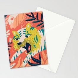 Tiger grrrrr Stationery Cards