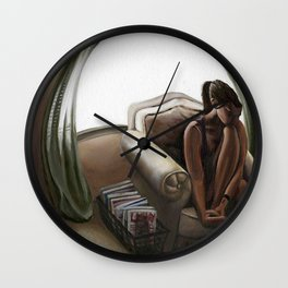 4:22 PM Wall Clock