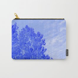 Blue Day Carry-All Pouch