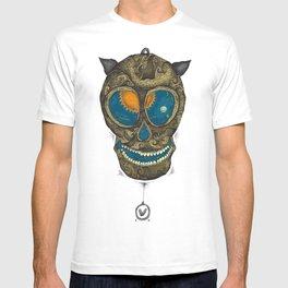the pendulum T-shirt