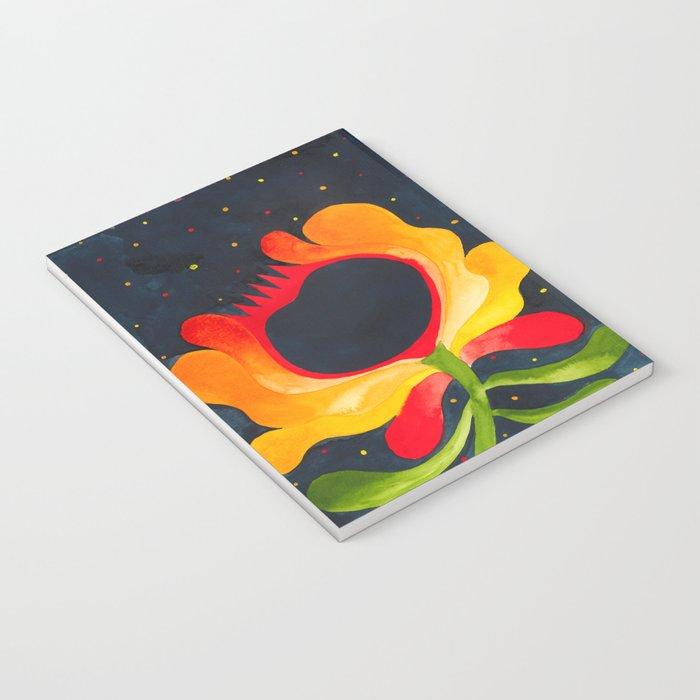 Night blossom  Notebook