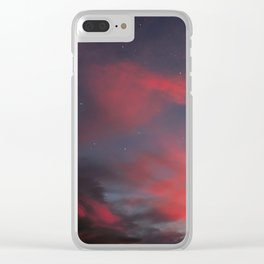 We didn't need a world Clear iPhone Case