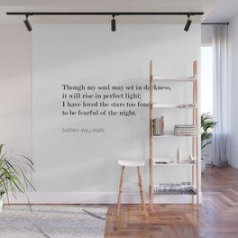 The Old Astronomer Wall Mural