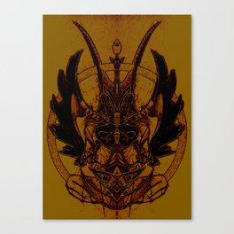 Samael Canvas Print