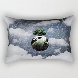 Toon Storm Rectangular Pillow