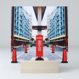 Catch me in San Fransisco Mini Art Print