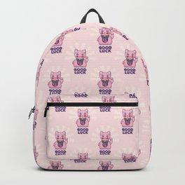 Good Luck Cat Backpack