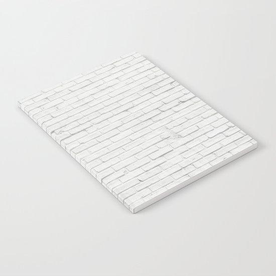Brick Wall Notebook
