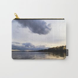Sauvie Island Evening Skies Carry-All Pouch