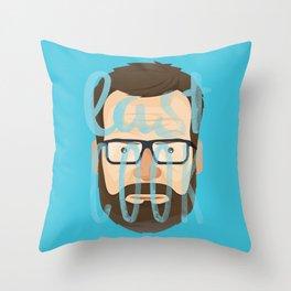 Breaking Bad: Last cook Throw Pillow