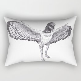 Archaeopteryx Rectangular Pillow