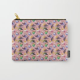 Budgies and Cockatiels Carry-All Pouch