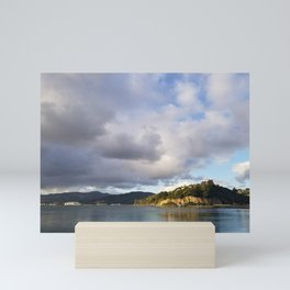 The Mouth of Andersons Bay Mini Art Print