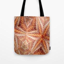 Urchin Mosaic Tote Bag