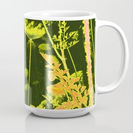 Pretty Wild Carrot Flower Blooming Coffee Mug