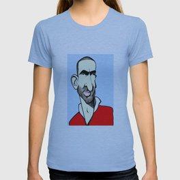 Cantona colour T-shirt