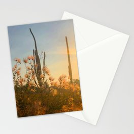 September in Taos Stationery Cards