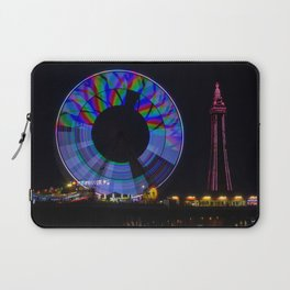 Central Pier Blackpool Laptop Sleeve
