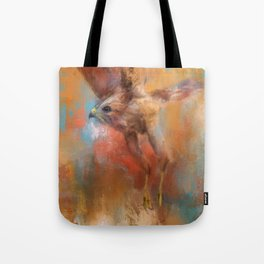 Crazy First Flight Tote Bag