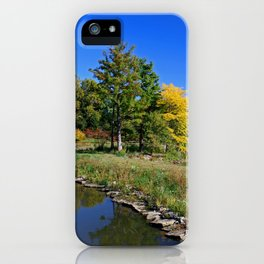 Lingering Thoughts of Summer iPhone Case