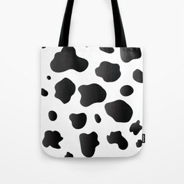 Halloween School Cow Day Spots Wild Animal Costume Gift Tote Bag
