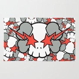 KAWS - Star Skull WallDevil Rug