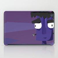frankenstein iPad Cases featuring Frankenstein by Gabriel