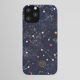 Space Galaxy iPhone Case