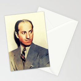 George Gershwin, Music Legend Stationery Cards