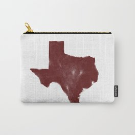 The Texas Are We - Shanna Carry-All Pouch