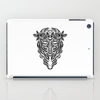virgo iPad Cases featuring Virgo by Mario Sayavedra