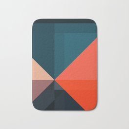 Geometric 1713 Bath Mat