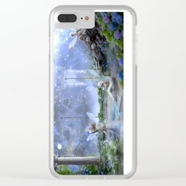 Power of One Clear iPhone Case