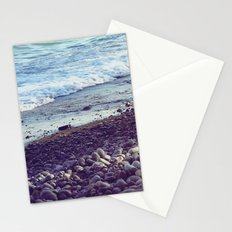 sea coast Stationery Cards