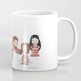 Firefly: The Gang - revised Coffee Mug