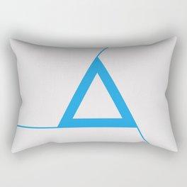 CUI Logo #1 Rectangular Pillow