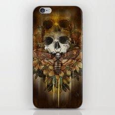 Silence of the Soul iPhone & iPod Skin