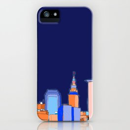 CLE iPhone Case