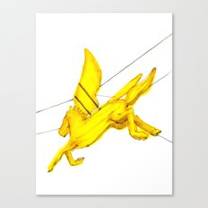 Pegasus - Chinatown Canvas Print