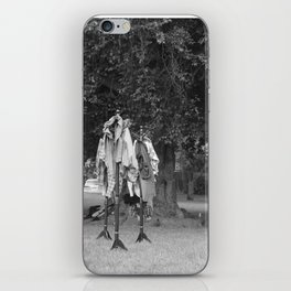 Rebel iPhone Skin
