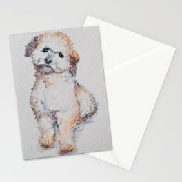 Reggie of lancaster Stationery Cards