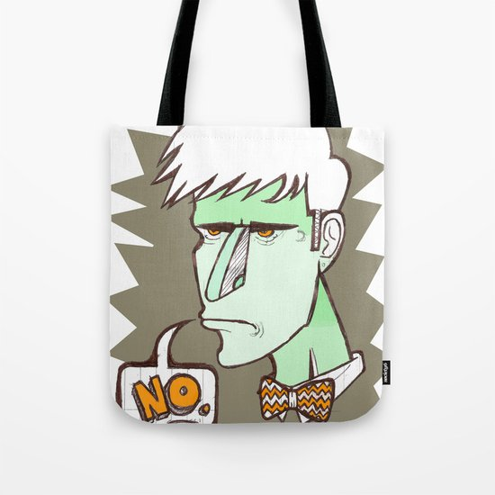 NO. Tote Bag