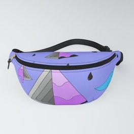 Purple Py Fanny Pack