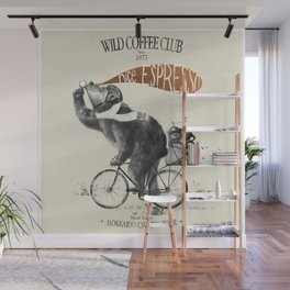 WCC1973-kuma Wall Mural