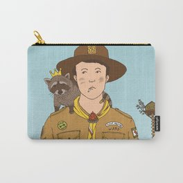 Scoutmaster Ward & King Racoon Carry-All Pouch