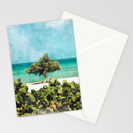 Divi Divi Tree of Life Stationery Cards